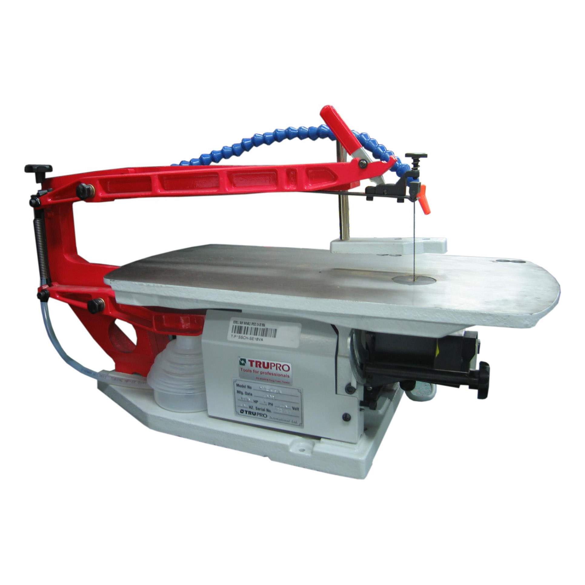 Woodman 18 Quot Variable Speed Scroll Saw Gregory Machinery