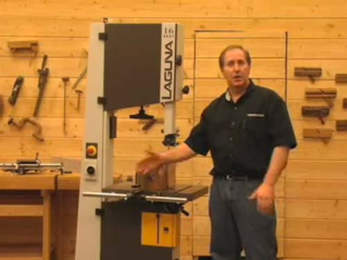 Bandsaw DriftMaster Bandsaw Fence System
