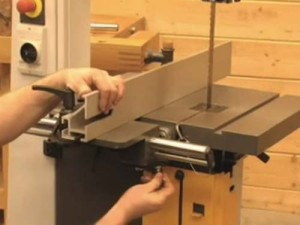 DriftMaster Bandsaw Fence System Drift Adjustment