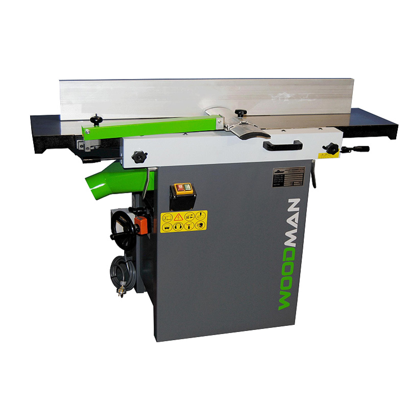 Woodman Combination Thicknesser / Jointer with Traditional Blades - Gregory Machinery