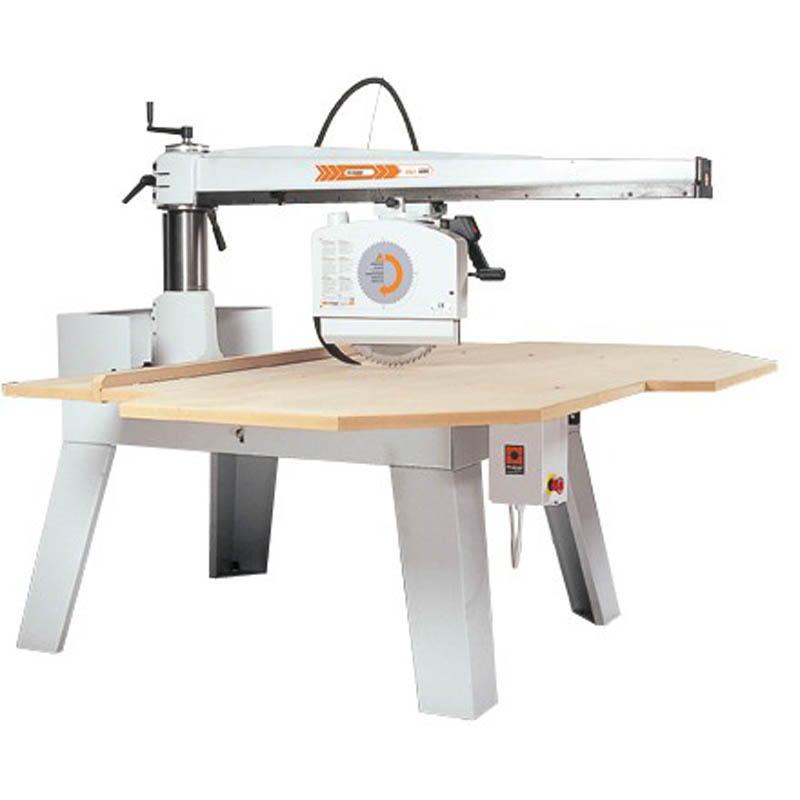 Maggi Best 1250ce Radial Arm Saw Gregory Machinery