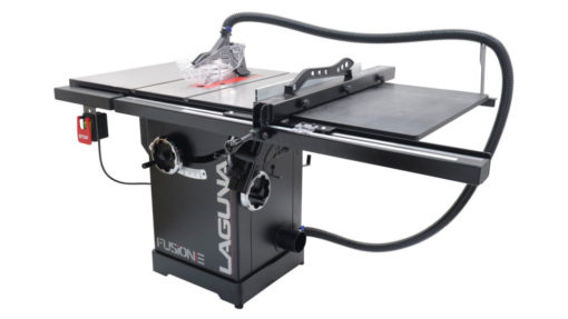 New Model Laguna F3 Fusion Table saw