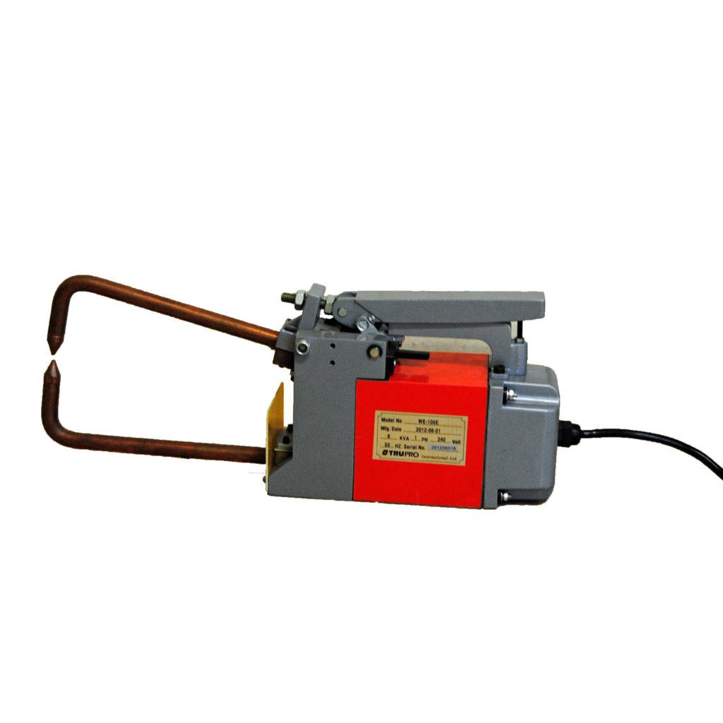 We100 Portable Spot Welder Gregory Machinery