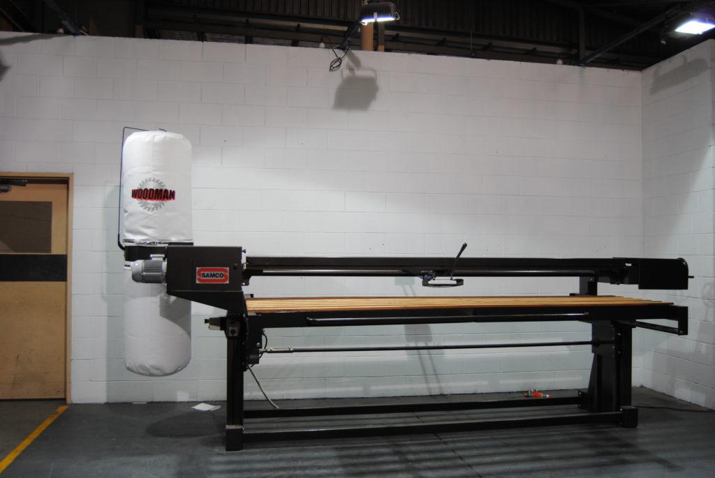 Samco Stroke Sander Gregory Machinery