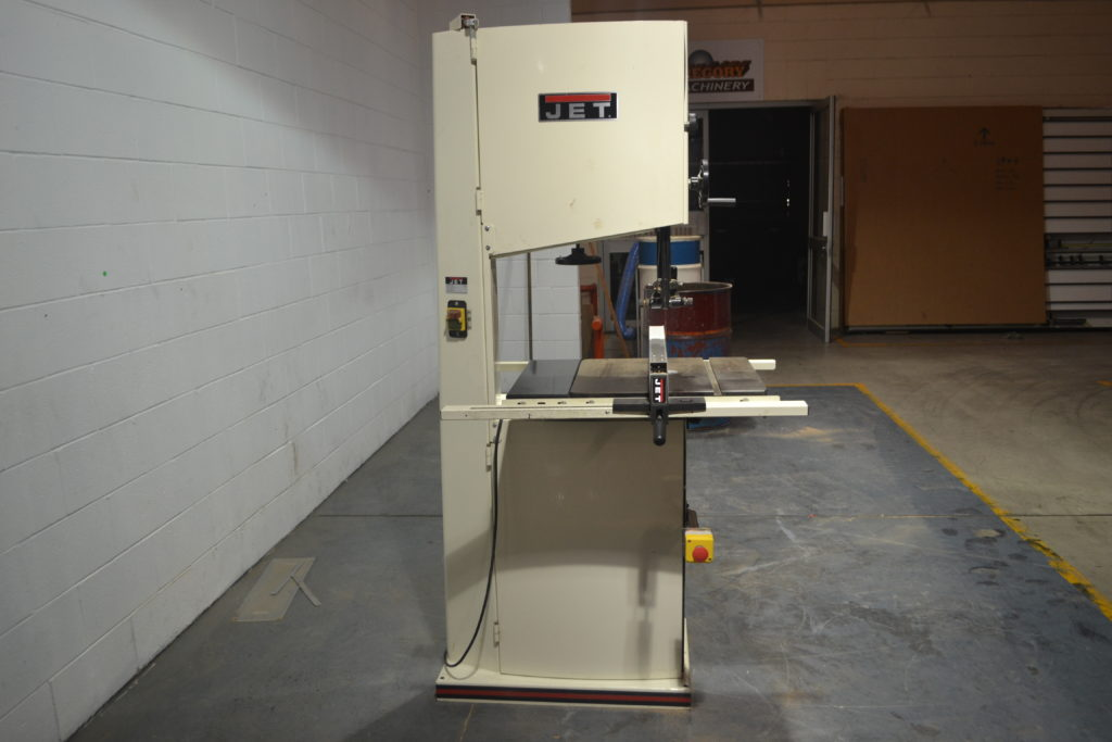 Jet 18dx Bandsaw Gregory Machinery
